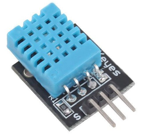 DHT Tiny Breakout for the Raspberry Pi - Arduino Project Hub