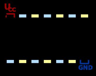 IC_7404_pinout