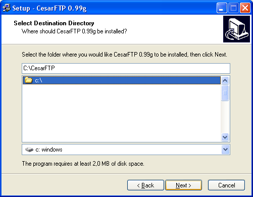 cesarftp_installatie_03