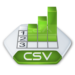 csv grafiek icon