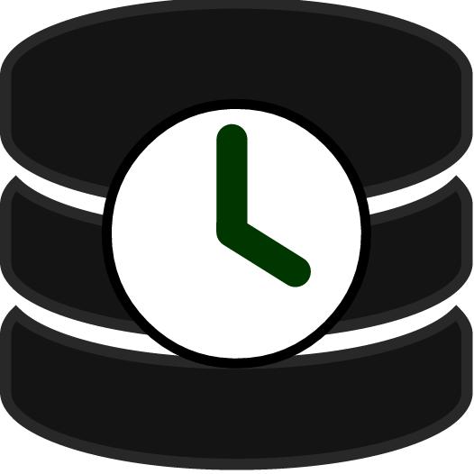 database tijd