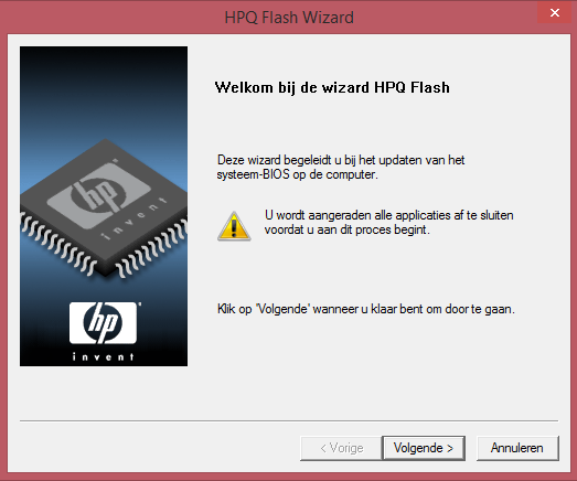 hp dc7900 bios upgrade in windows 01