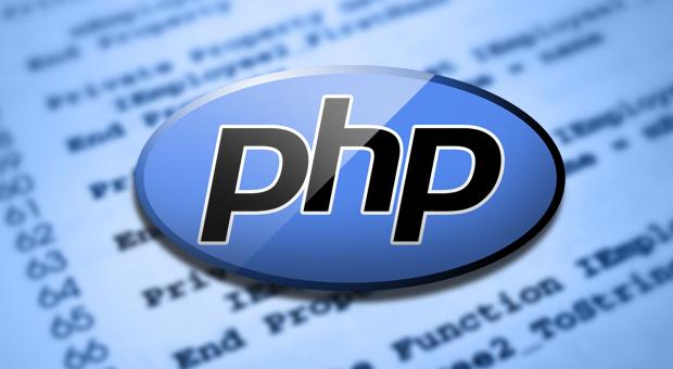 php logo met code