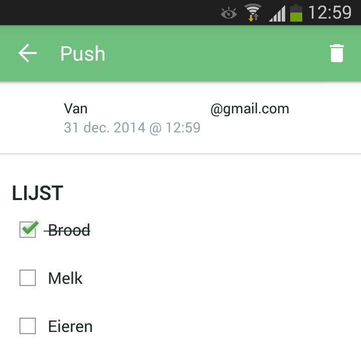 pushbullet_voorbeeld_lijst