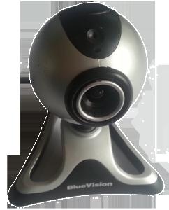 BlueVision camera