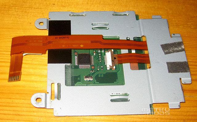 Touchpad ALPS JCI-S1S