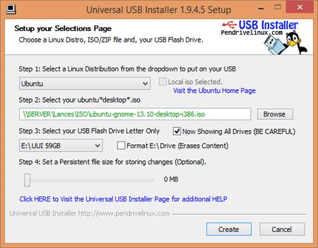 Universal USB Installer 01