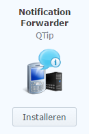 notification forwarder package center