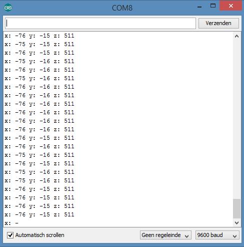 ADXL345 Arduino monitor 01