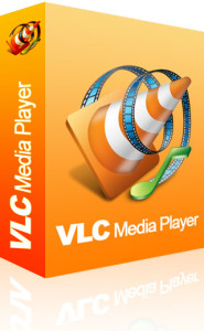 VLC Media Player box