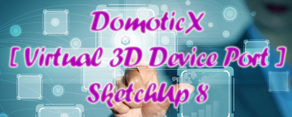 Virtual 3D Device port SU08 logo