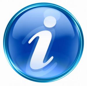 informatie icon