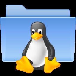 linux folder