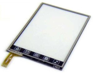TFT LCD touchscreen