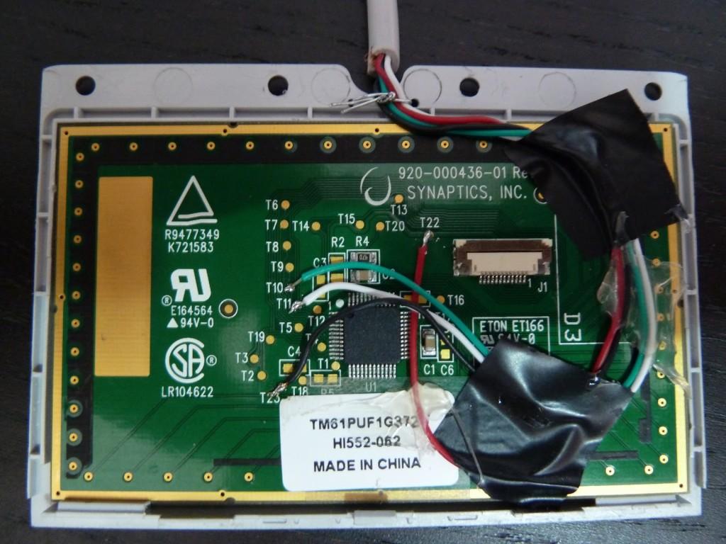 Touchpad Synaptics 920-000436-01 RevA_01