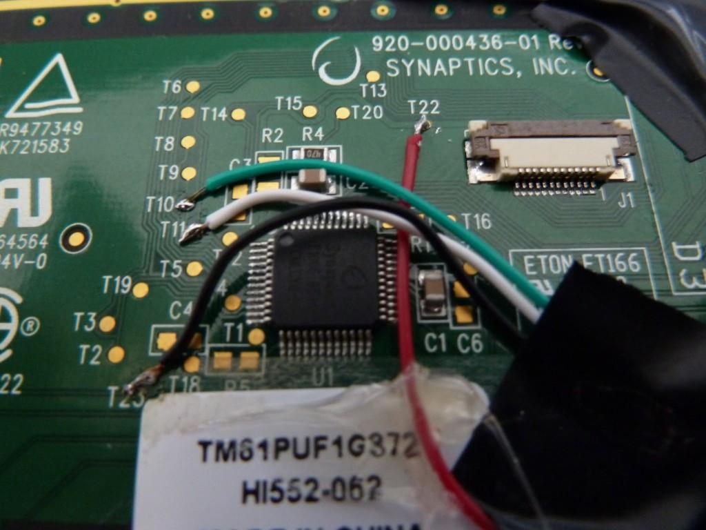 Touchpad Synaptics 920-000436-01 RevA_02