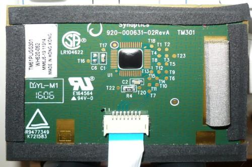 Touchpad Synaptics 920-000631-02 RevA_01