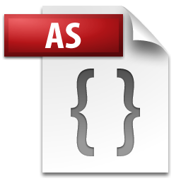 actionScript icon