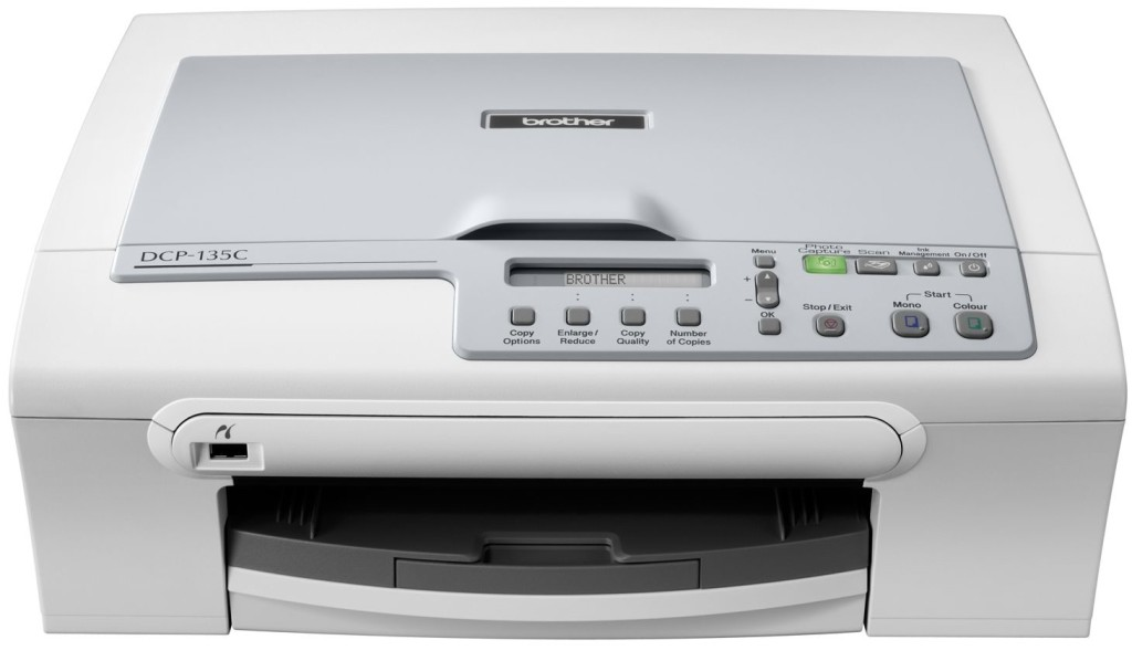 Brother DCP-135 printer
