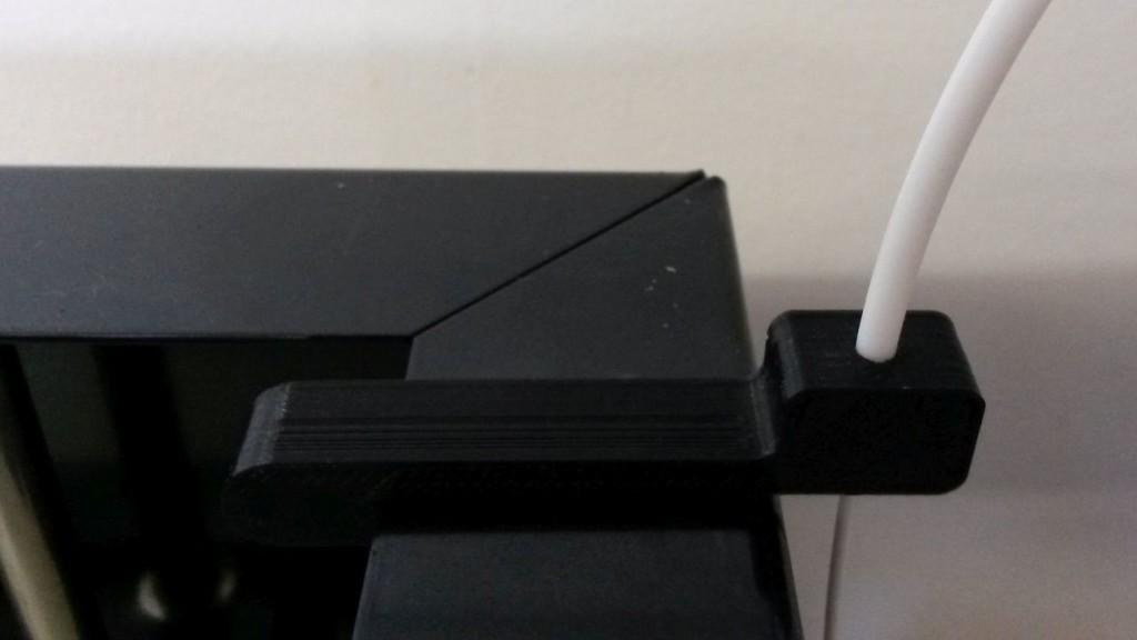 Builder 3D - Clip draadtoevoer rev02