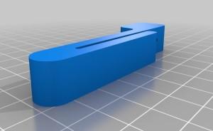Builder 3D - Clip draadtoevoer rev02 - thingiview