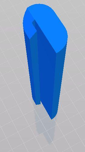 Builder 3D Handvat - rev01 - thingiview