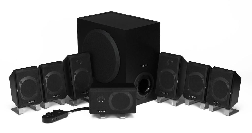 Creative Inspire T7900 - 7.1 Surround Sound