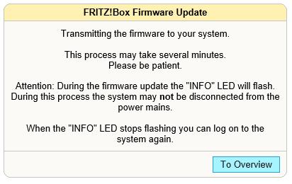Fritz!Box Fon WLAN 7170 - Telnet toegang 03