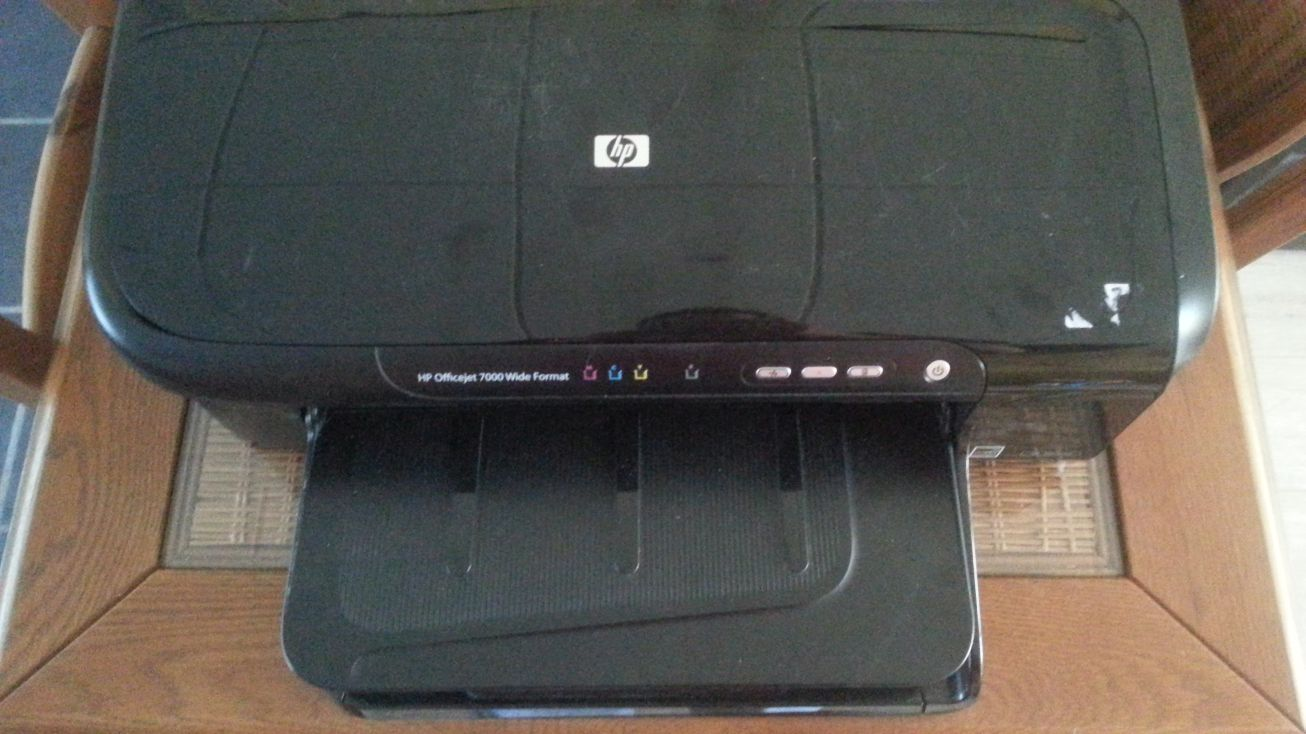 HP Officejet 7000 printer 01