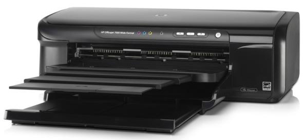 HP Officejet 7000 printer