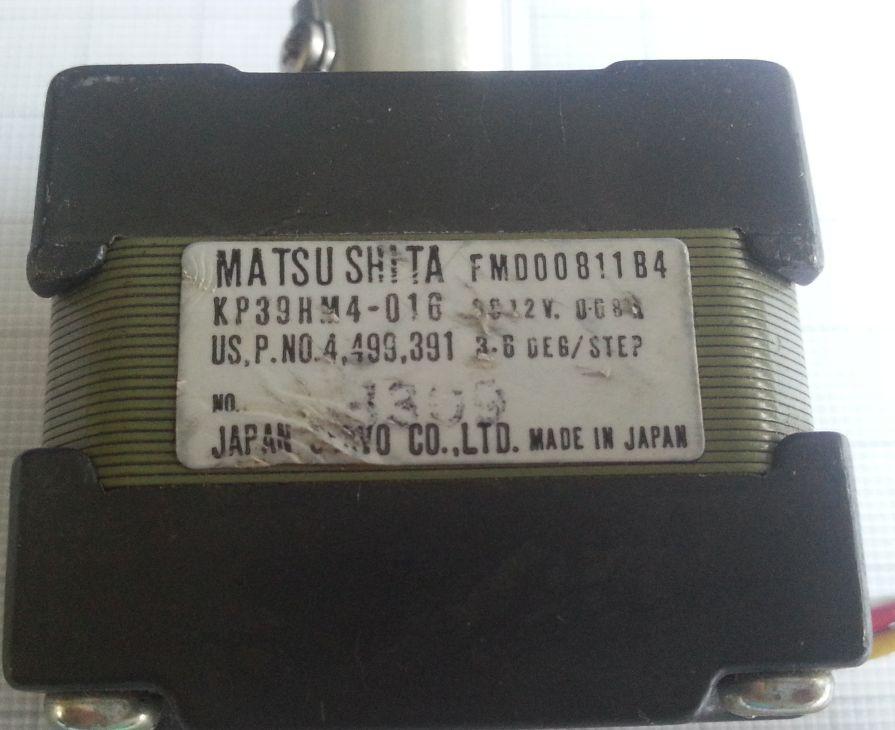 Matsushita KP39HM4-016 - foto 02