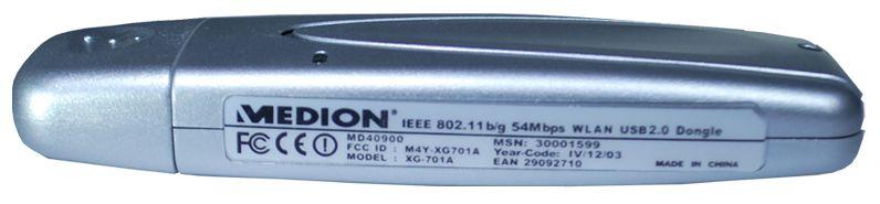 Medion MD40900 XG-701A 01