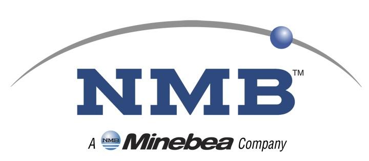 NMB Minebea logo