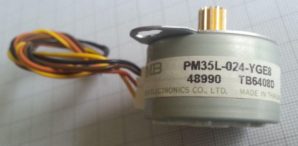 NMB PM35L-024-YGE8 - foto 02