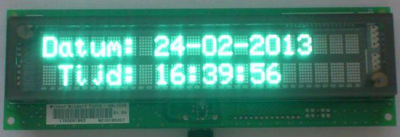fluoriserende_display_script_datum_tijd