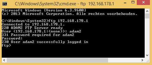 fritz!box bootloader ftp 02