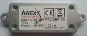 Arexx JB-T1 achterkant