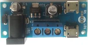 Arexx JB-T1 hardware