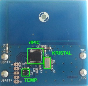 Arexx TL-3TSN hardware bewerkt