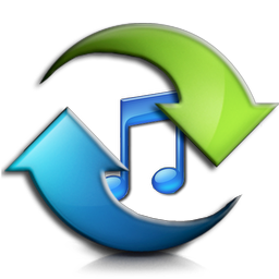 audio converteren icon