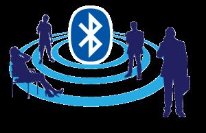 bluetooth netwerk