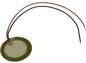 buzzer piezo speaker met draad