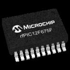chip rfPIC12F675F-SSOP-20