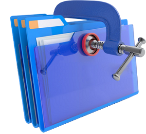 compressie folders