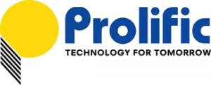 prolific logo
