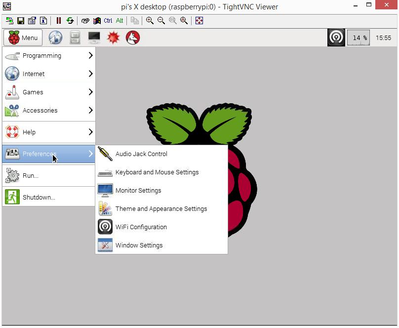 raspberry pi bluetooth manager screen 01