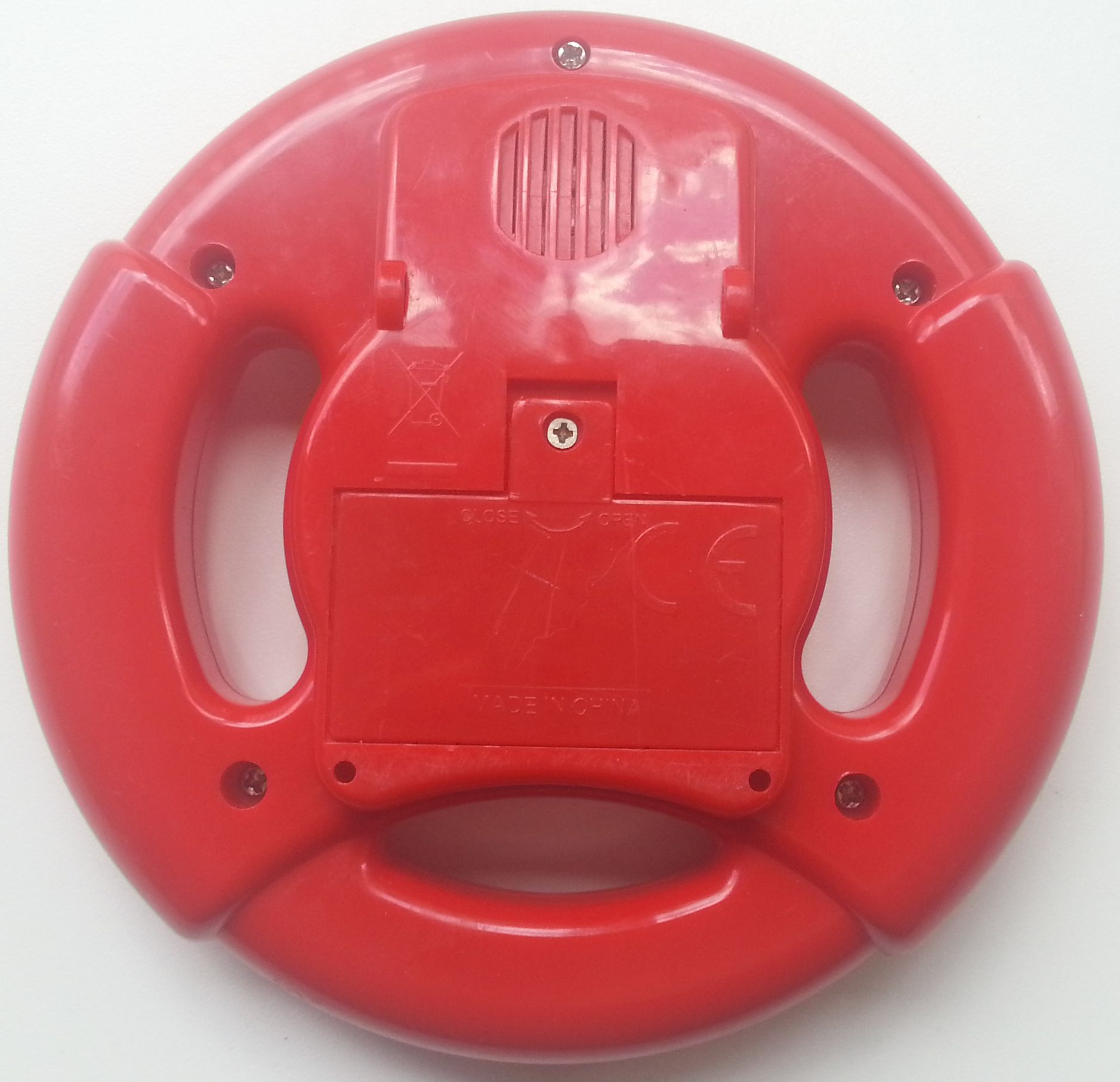 Speelgoed Simba Toys Race Wiel