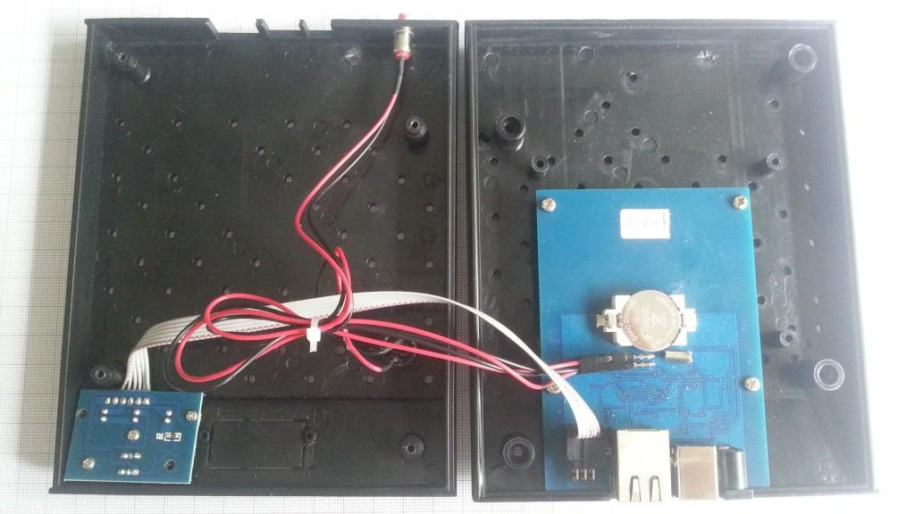 arexx BS-1000 binnenkant