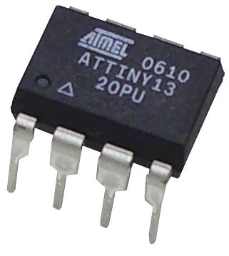 attiny13 20pu chip