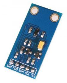 bh1750fvi licht module bovenkant